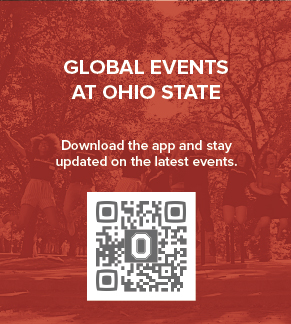 Download the Global Events at Ohio State App