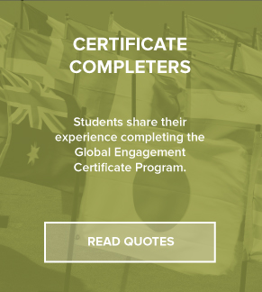 Certificate Completers- Read Quotes